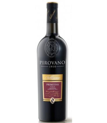 Collezione Puglia Primitivo 0,75L cz/w