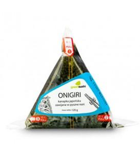 Sushi 2 Go Onigiri łosoś pieczony w nori 120g