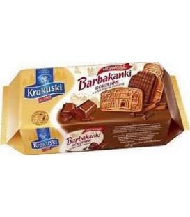 Bahlsen Barbakanki korzenne w czekoladzie 150g
