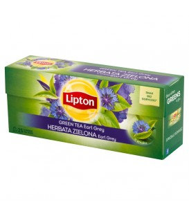 Lipton green earl grey 25tb