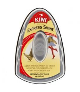 Kiwi Express 6ml Gąbka do butów-Bezbarwna