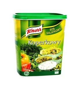 Knorr sos koperkowy 31g