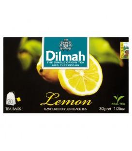 Dilmah herbata cytrynowa