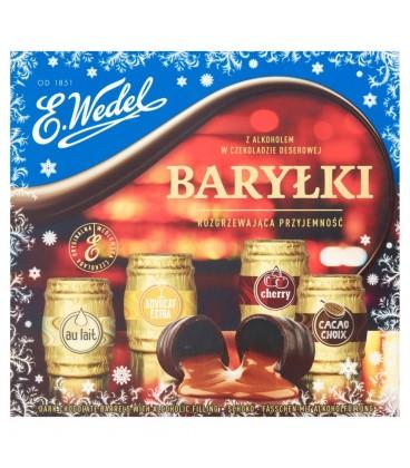 Wedel Baryłki Wedel 200g