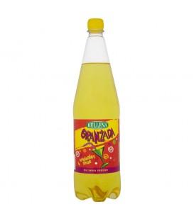 Hellena Oranżada Żółta 1,25l napój