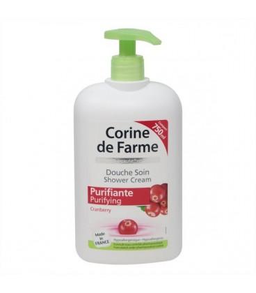 Corine De Farme Żel P/Pr Cranberry 750ml