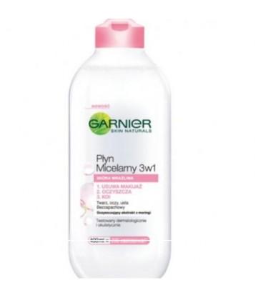 Garnier płyn micelarny 3w1 400ml