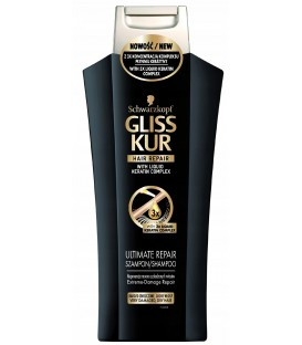 Gliss Kur szampon Ultimate Rep 400ml