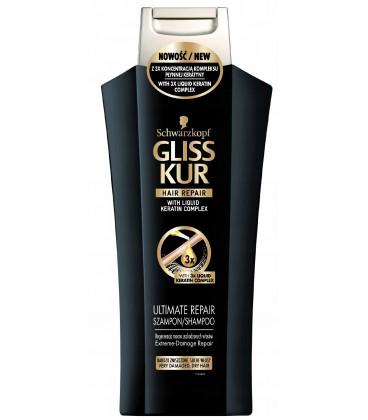 Gliss Kur szampon Ultimate Rep 400ml