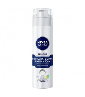 Nivea pianka do golenia sensitive 200ml