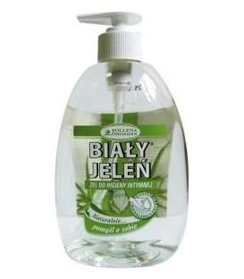 Biały Jeleń żel do higieny intymnej aloes 500ml