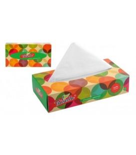 Ravi Chusteczki higieniczne 2-warstwowe box 100szt