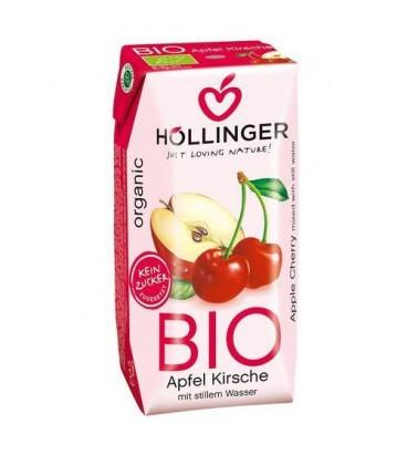SN Hollinger Nektar jabłkowo-wiśniowy Eko 200ml