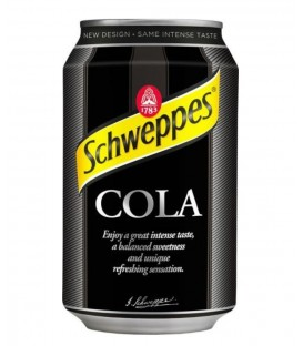 Schweppes Cola 0,9L