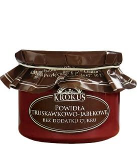 SN Krokus Powidła truskawkowo-jabłkowe b/c 310g