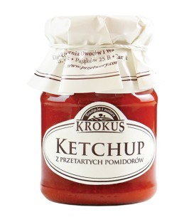 Krokus Ketchup 180g