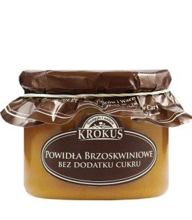 SN Krokus Powidła brzoskwiniowe b/c 310g
