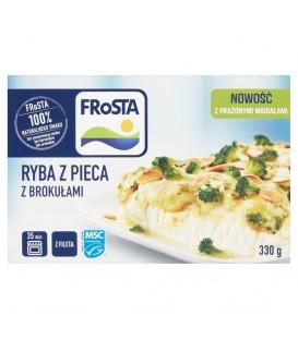 Frosta Ryba z pieca z brokułami 330g.