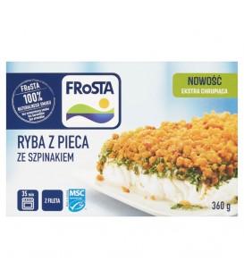 Frosta Ryba z pieca ze szpinakiem 360g.
