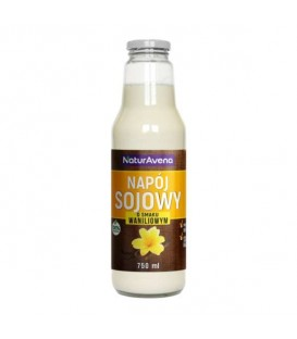 N-napój sojowy waniliowy 750ml