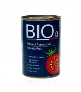 SN Gestal 2000 Polpa pomidorowa w pusz.b/g Eko400g