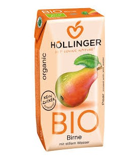 Hollinger Nektar gruszkowy mętny b/c Eko 200ml