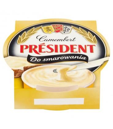 President Camembert do smarowania Naturalny120g