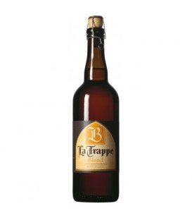 La Trappe Blond piwo But. 0,75l
