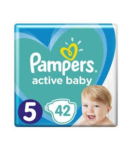 Pampers pieluchy AB VP S5(42)
