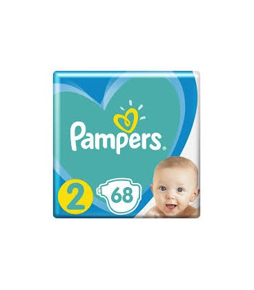 Pampers pieluchy AB VP S2(68)NB