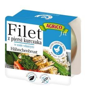 Agrico Filet z kurczaka w sosie własnym 160g
