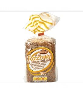 Oskroba Chleb Razowy ze Słonecznikiem 450g