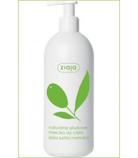Ziaja natural olive mleczko do ciała 400ml