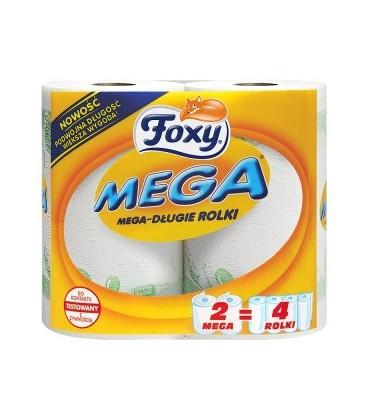 Foxy ręcznik mega
