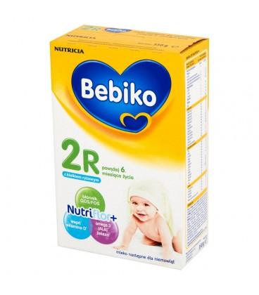 Bebiko 2R Mleko następne dla niemowląt powyżej 6. miesiąca życia 350 g