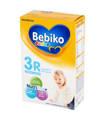 Bebiko Junior 3R Mleko modyfikowane dla dzieci powyżej 1. roku życia 350 g