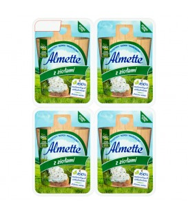 Hochland Almette mini z ziołami 120g
