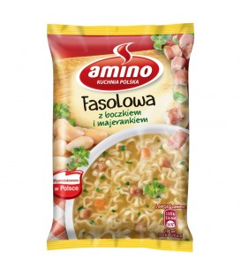Amino Nudle Fasolowa 61g