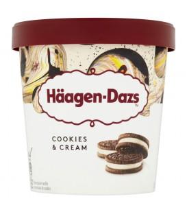 HaagenDazs Cookies&Cream 460ml