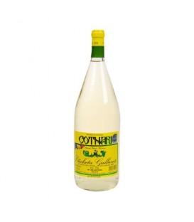Cotnari Eticheta Alb Demidulce 0,75l