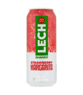 Lech Shandy Strawberry pusz.500ml