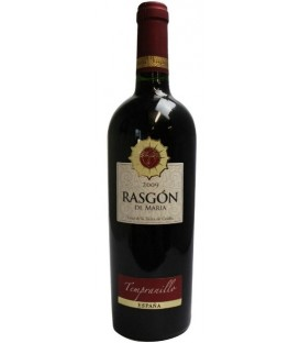 Rasgon De Maria tempranillo cz/pw 750ml