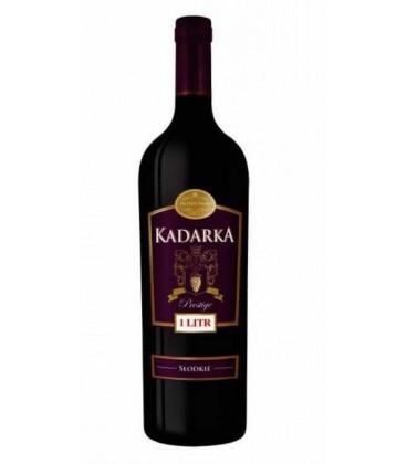 Kadarka Prestige 1L 11% wino czerwone słodkie