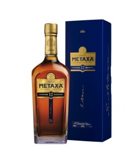 Metaxa 12 tar remy contreau brandy 0,7L