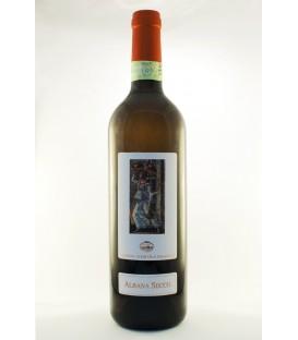 Włochy Albana secco D.O.C.G. b/wytr.750ml wino