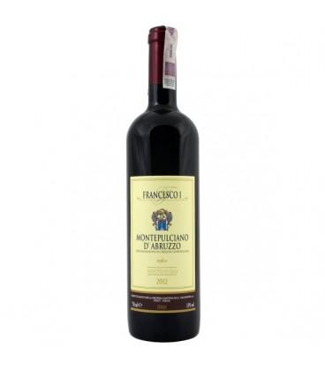 Montepulciano D`Abruzzo Francesco I wina
