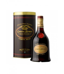 Brandy cardenal mendoza real 40% 0,7l