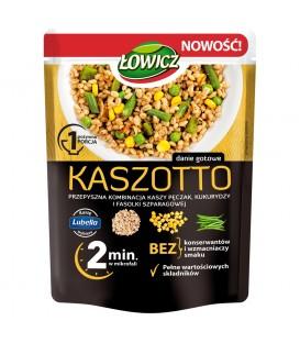 Łowicz Kaszotto z Kaszą Pęczak 250g