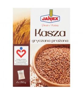 Janex Kasza Gryczana 4x100g.Karton