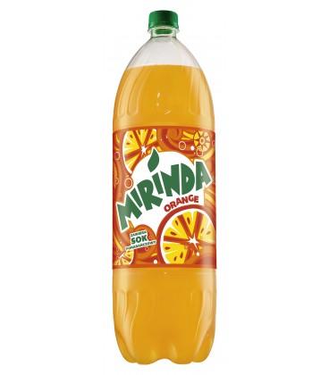 Mirinda Orange Napój gazowany 2,25 l